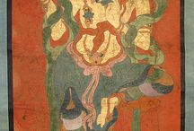 Khandro-Ma / The retinue of Dakinis, in physical as well as visionary manifestations. / by YesheRabbit Matthews