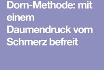 Dorn methode