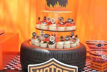 Harley Themed Party