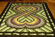 Quilts Bargello