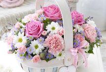 koszyczki kwiatowe