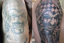 Tattoo by NinelMagic TattooArt / there are my works of tattoo / by NinelMagic TattooArt