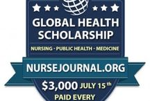 Scholarships for Nurses and More / scholarships for nurses, doctors, public health officials and more. / by Nurse Journal