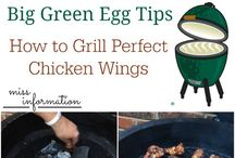 Big Green Egg / by Brittany Newberry