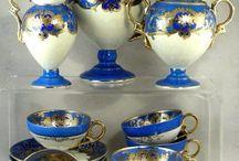 porcelánové sety
