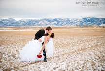 Wedding Photos / These photos are just ideas for backgrounds, poses, etc... / by Jill Petri Beck