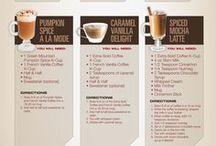 Receitas de café