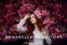 Annabella Photoshop Actions