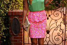 Lilly Inspired Style / by Staci Nicole