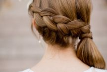 Hair / by Olivia Blackstock