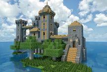 minecraft houses / casas de minecraft