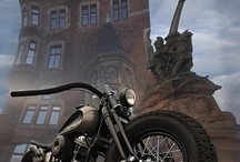 Motorbikes / by Anna Gaff