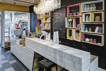 Inspiring Cafes / Eateries