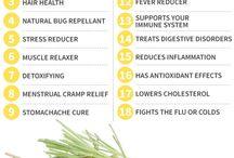 Lemongrass oils good for