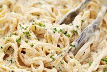 pasta såser