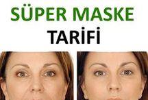 botoks etkili maske