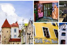 Tallinn Port Baltic Sea & Nordic Cruises / Must see port of enchanting medieval charm when cruising the Baltic Sea. Irresistible Old World charm meets a modern city scene- welcoming and authentic!