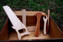 Wooden Toys / by Neil Armstrong