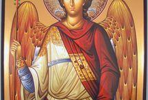 orhodox szentképek( Szent Michael arkangyal / egyszer kapsz egy Égitől egy ölelést el nem felejted mert az emberekkel szembe nem hagynak el soha sem