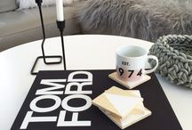 Homeware Inspiration / My love of homewares combined together. A combination of things I love and want in my own home.
