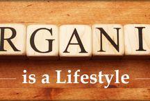 Organic is good!