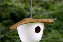| FOR THE BIRDS | / birdhouses!