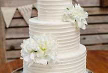 Wedding Cakes - Buttercream