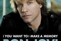 I love Bon Jovi / by Hope Duffy