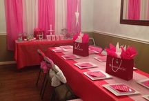 Lilia's American Girl Party