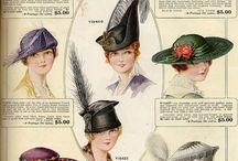 Historia sombreros
