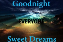 Goodnight sweet dreams / by SHANNON DURHAM
