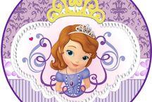 Princesa Sofia 6 meses