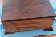 Wooden Boxes / Jewelry boxes