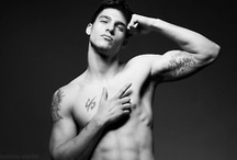 Men Without Shirts / by Miranda Bartlett