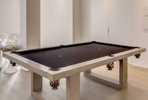Pool Table Ideas