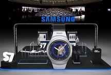 SAMSUNG GALAXY S7 & SAMSUNG GEAR VR
