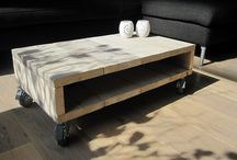Steigerhout meubels