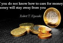 Money Quotes / The best money quotes to connect you with financial wisdom.