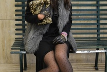 "Fashion&Style: Fur (faux) / by ""Outfit Ideas, by Chicisimo"" Fashion iPhone App"