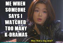Korean Drama/Pop