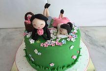 Sugarcoat cakes
