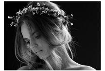 inspiration coiffure mariage hippie