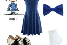 Lucy costume