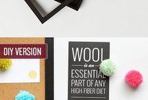 Secret crafty stuff / by Jennifer Anderson