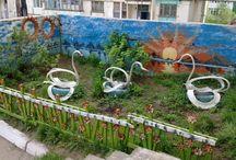 Inspiration til ny børne have