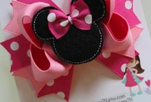 Bows/headbands  / by Lachelle Anderson