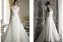 Wedding Dresses / Find your dream dress in sizes 18-32 at Just The Way You Are