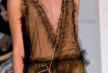 DRESSES  BROWN - BRONZE