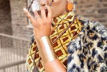 AfreeSwag / This is fashion by Afreedom. #African #Fashion #Women #Grey #Hair #BlackGirl #Afro #Afreedom