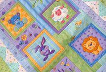 Quilt infantiles patchwork